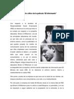 Comentario Crítico_Película El Informante