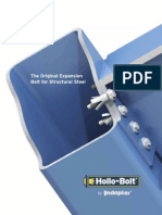 Lindapter Edge CS Hollo-Bolt Brochure
