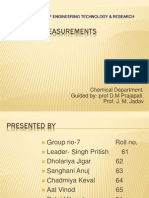 Linear Measurements