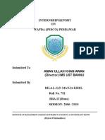 Internshio Report on Pesco