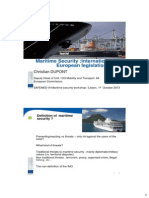 03. Maritime Security International and EU Legislation