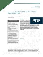 SAP Hana for Business Intelligence