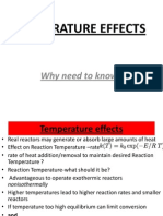 Temperature Effects