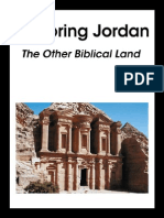Exploring Jordan the Other Biblical Land