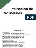 No Metales 2010