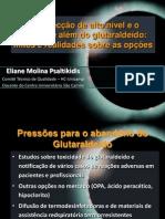 Desinfecçao - Eliane Molina