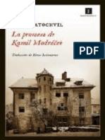 La Promesa de Kamil Modracek - Jiri Kratochvil
