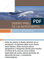 Diseño Preliminar de Un Aeropuerto