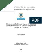 Tesis Doctoral Fondo Esgrima