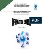 Informatica en Redes
