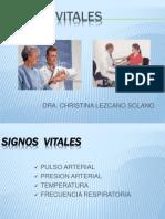 Signos Vitales Pulso y Pa
