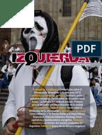 No 48 de la Revista Izquierda, septiembre