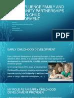 parent presentations project