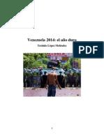 Venezuela 2014 El año duro.docx