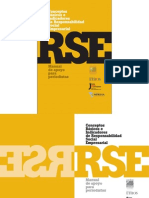 Conceptos Básicos e Indicadores de Responsabilidad Social Empresarial