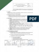 Estandar Evaluación y Reforzamiento Shotcrete Fisurado