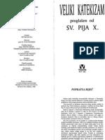 Veliki katekizam svetog Pija X