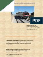 Trabalho Rede Ferroviaria