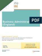 Business Administration (England) FR03053 15