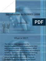 Introduction to ISO 9001 Presentation by www.9001manual