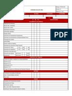 For Gh 02 Check List Hv