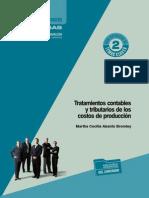 022 Tratamientos Contables y Tributarios de Los Costos de Producción