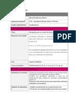 Plan de Unidad Didáctica 2 ALEXANDRA