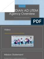 gal agency overview
