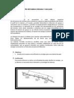 Diseño de Anclajes Para Una Tubería Forzada