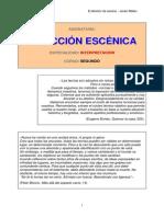 (Tema 1. El Director de Escena _interpretación_)