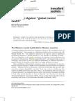 Summerfield D. Afterword-Against Global Mental Health_2012