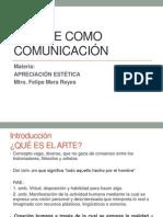 El Arte Como Comunicación