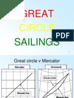 Great Circle - Chief Mate