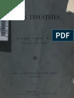 (1903) Prison Industries