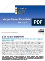 AGNC Morgan Stanley Conference 061213 Final