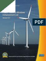 PTW 6.5 Enhancements
