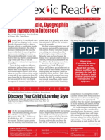 The Dyslexic Reader 2014 Issue 67