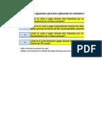 Métodos de Amortización de Una Deuda -1