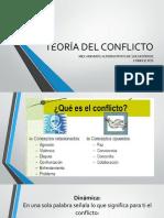Teoría Del Conflictos