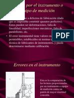 2.7 Tipos de errores Definición, Impacto en la (1).ppt