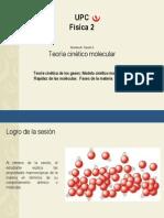 02 Diapositiva de Modelo Cinético-molecular Del Gas Ideal, Capacidades Caloríficas.