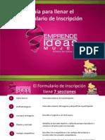 Guia Para Llenar El Formulario de Inscripcion-1