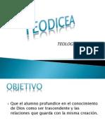 1. Introducción a Teodicea