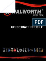 Walworth Corporate Profile 2011-2