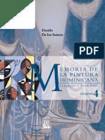MEMORIA DE LA PINTURA DOMINICANA Vol 4