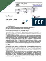 Kiln Shell Laser Manual