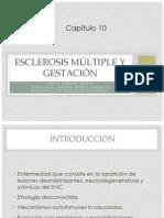 Capitulo 10. ESCLERODIS Multiple
