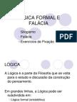 Lógica Formal e Falácia