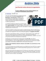 2009 12 14 Caso Frei Revelan que Pinochet recibía informes de seguimientos a ex presidente. Andrés López2