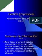 Gestion Empresarial Sesion 15